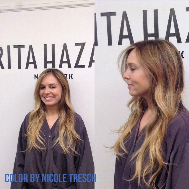 Color by Nicole Tresch at the Rita Hazan Salon in NYC. #hair ...