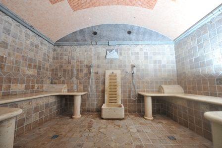 The Gleneagles Hotel Interior Set Sauna Bagno Bagno Turco