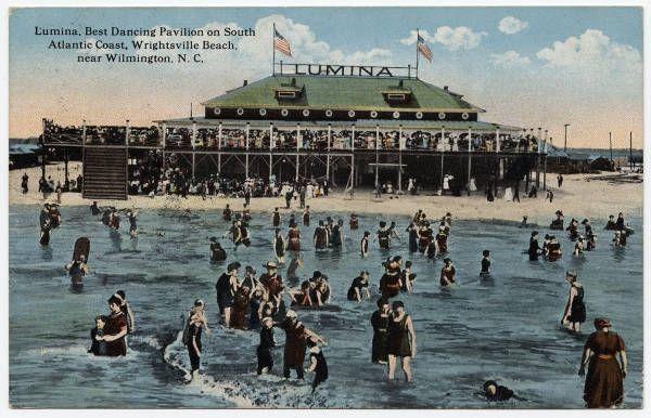 Postcard Lumina Best Dancing Pavilion