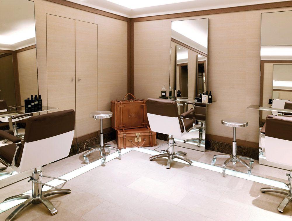 Salon David Mallett au Ritz Club. © Vincent Leroux. #salon #coiffeur ...