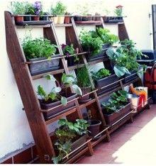 jardinera vertical simple zurnek un regalo fantstico para quienes quieran aprovechar al mximo