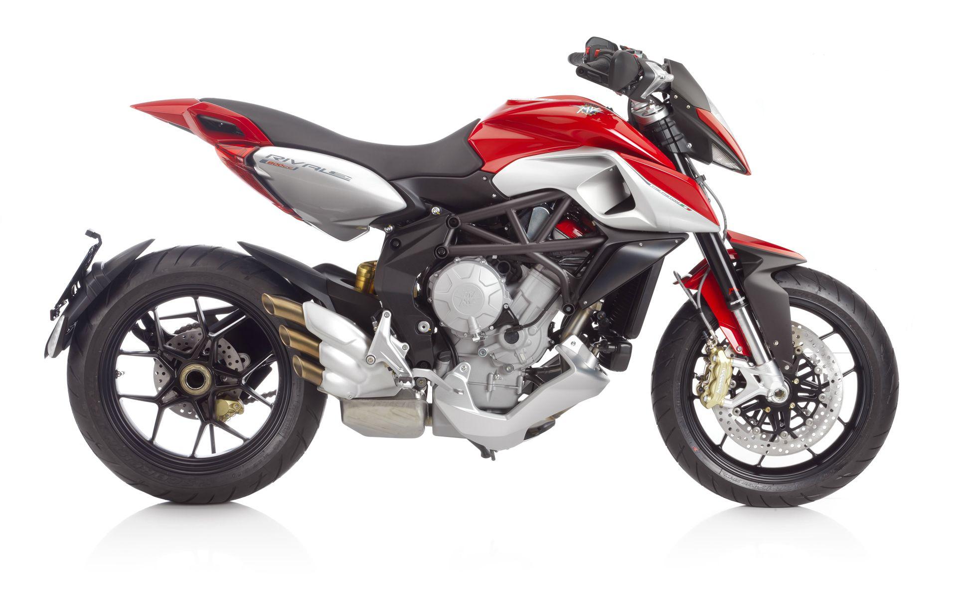 MV Agusta Rivale Motorcycle Rim Wheel Decal Accessory Sticker