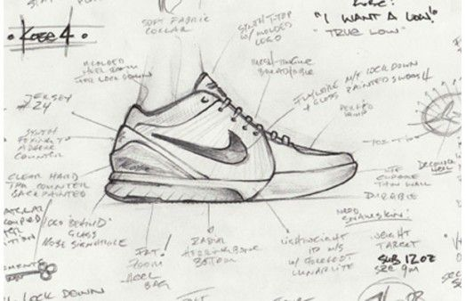 5216cd46308 Complex: 25 Must-See Design Sketches Of Your Favorite Sneakers ...
