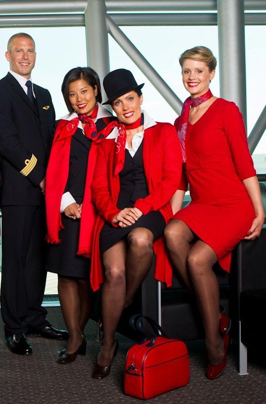 Flight attendant provides the best anal customer service - 1 2