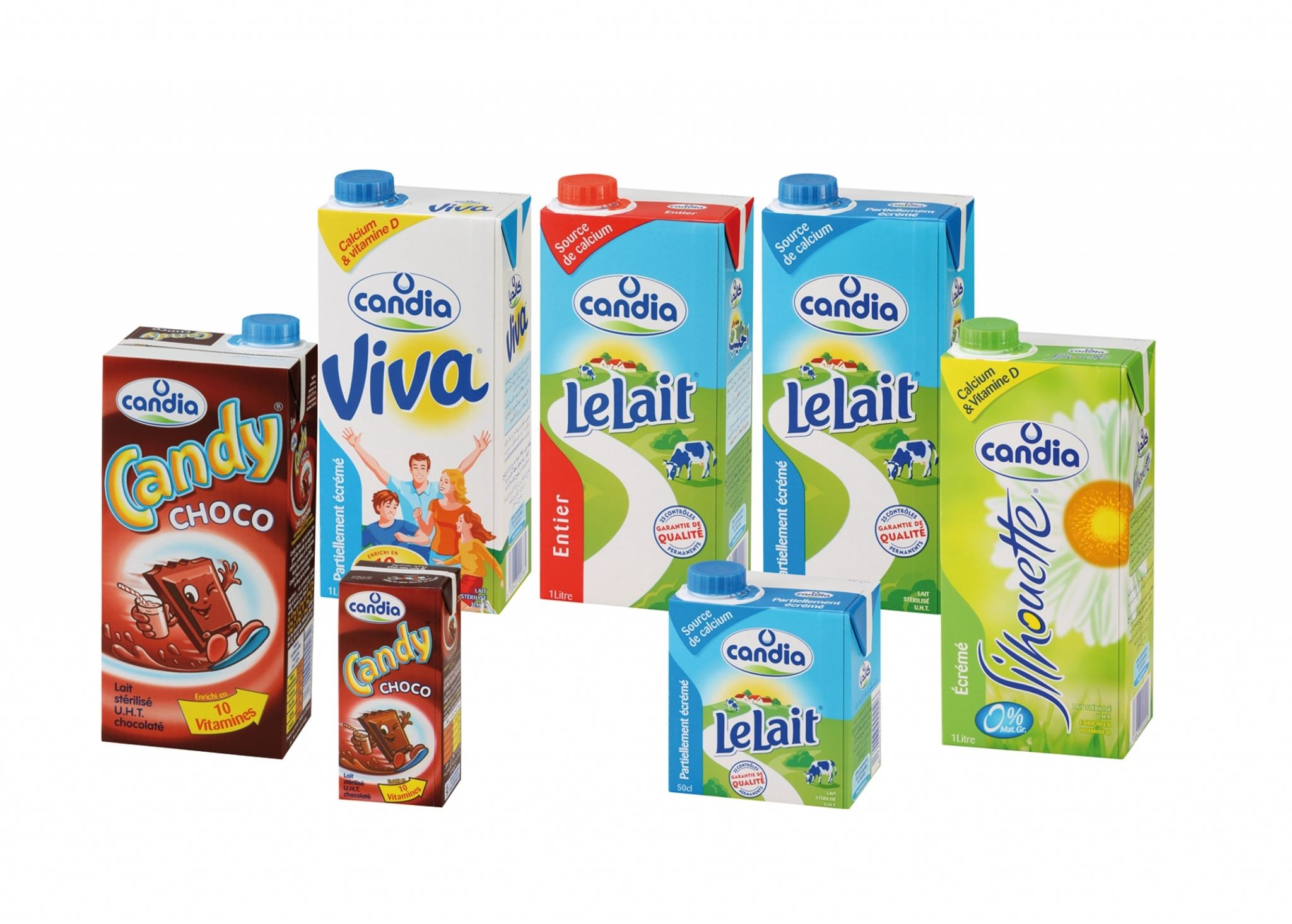#TchinLait was founded in 1954 as a family business. To begin with, the company specialised in soft drinks. As more and more multi-national corporations gained a foothold in the #Algerian market, Tchin Lait changed its strategy and has since focused on UHT milk and milk products. In 1999 a franchise agreement was signed with #Candia, part of the #French #Sodiaal group of companies. #SigCombibloc