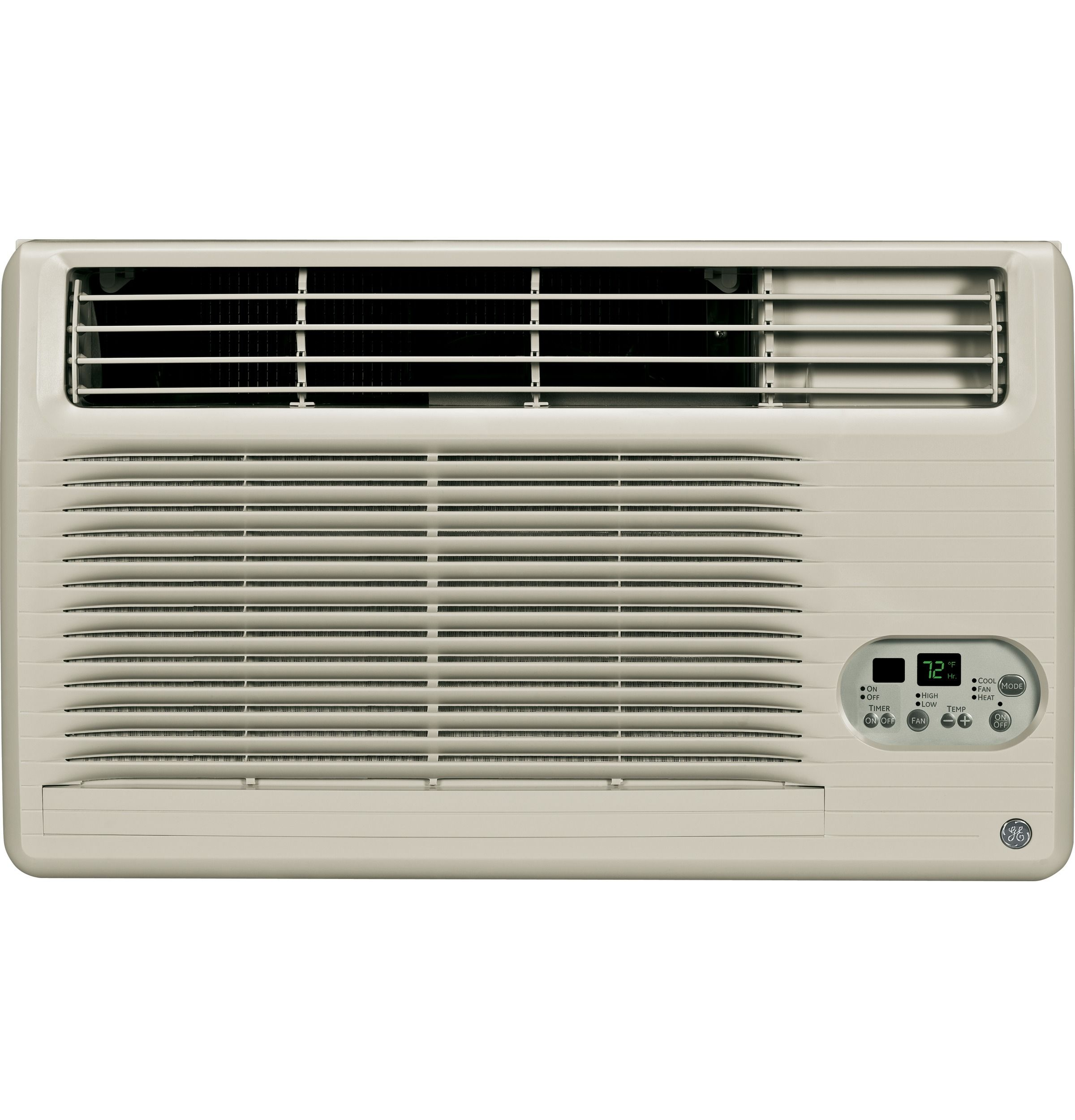 AJEM12DCE GE® 230/208 Volt BuiltIn Heat/Cool Room Air