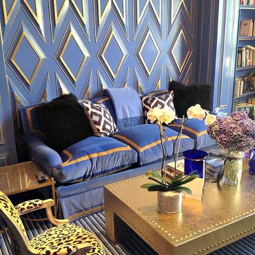 Design Trends 2015 Blue