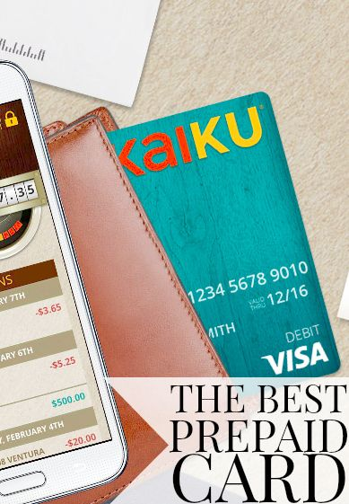 should you get the kaiku visa prepaid card - Kaiku Visa Prepaid Card