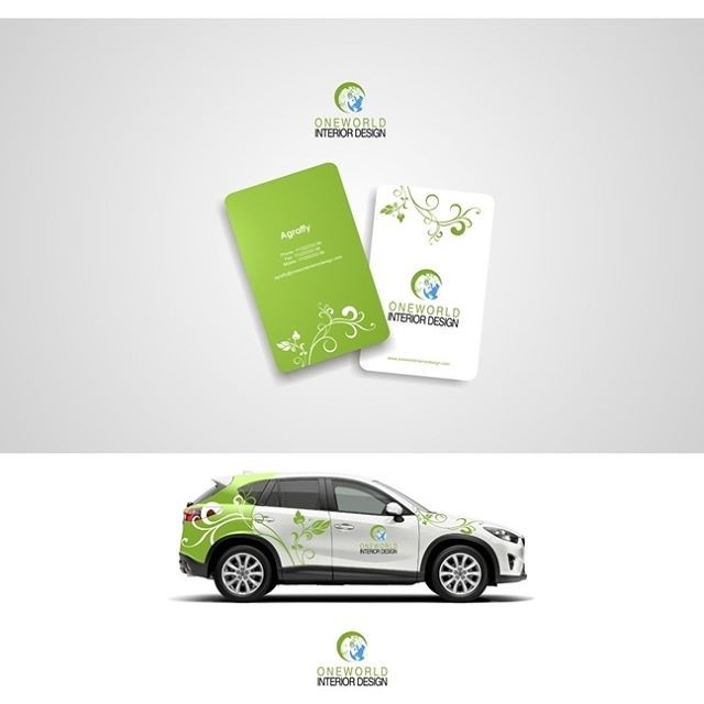 Logo Business Card Car Logo Design Business Card Car Branding