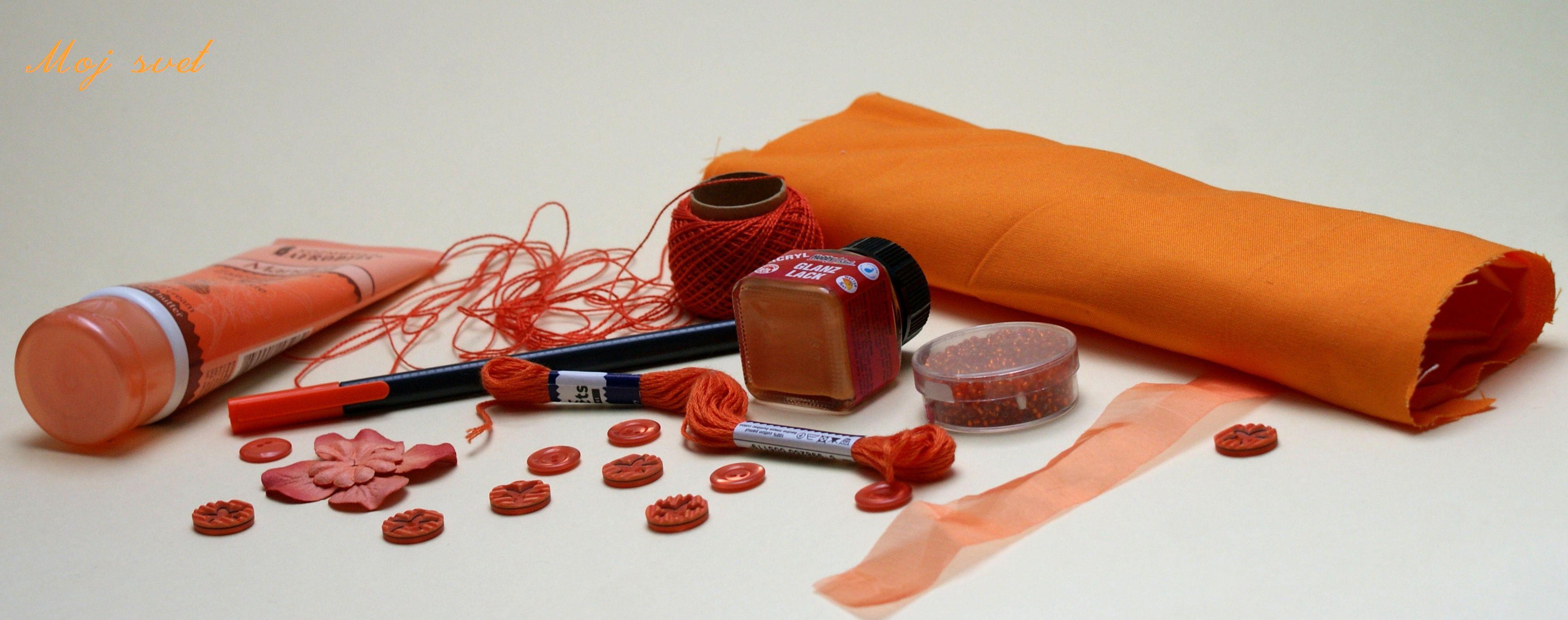#Oranžna