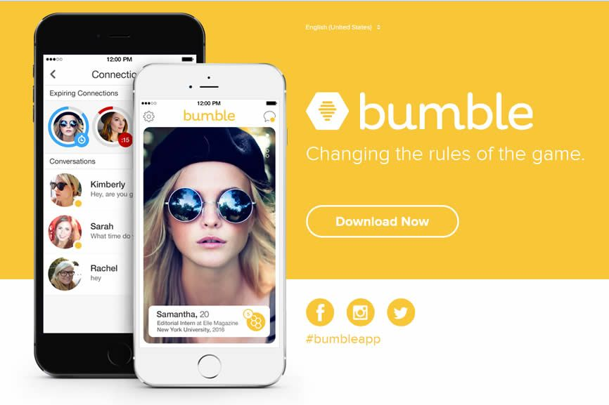 It's Ladies' First On Dating App Bumble, The Tinder