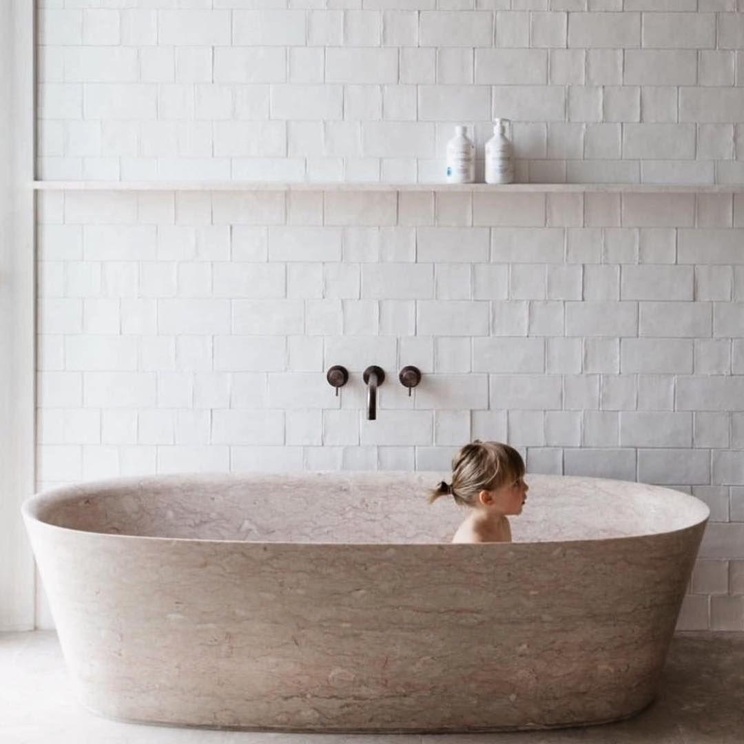 Moroccan Zellige Handmade Tile 100x100 Project Completed By Kim Wiedermann Bathroom Interior Design Terrazzo Flooring Modern Bathroom