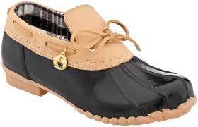 Sporto Daria duck shoes