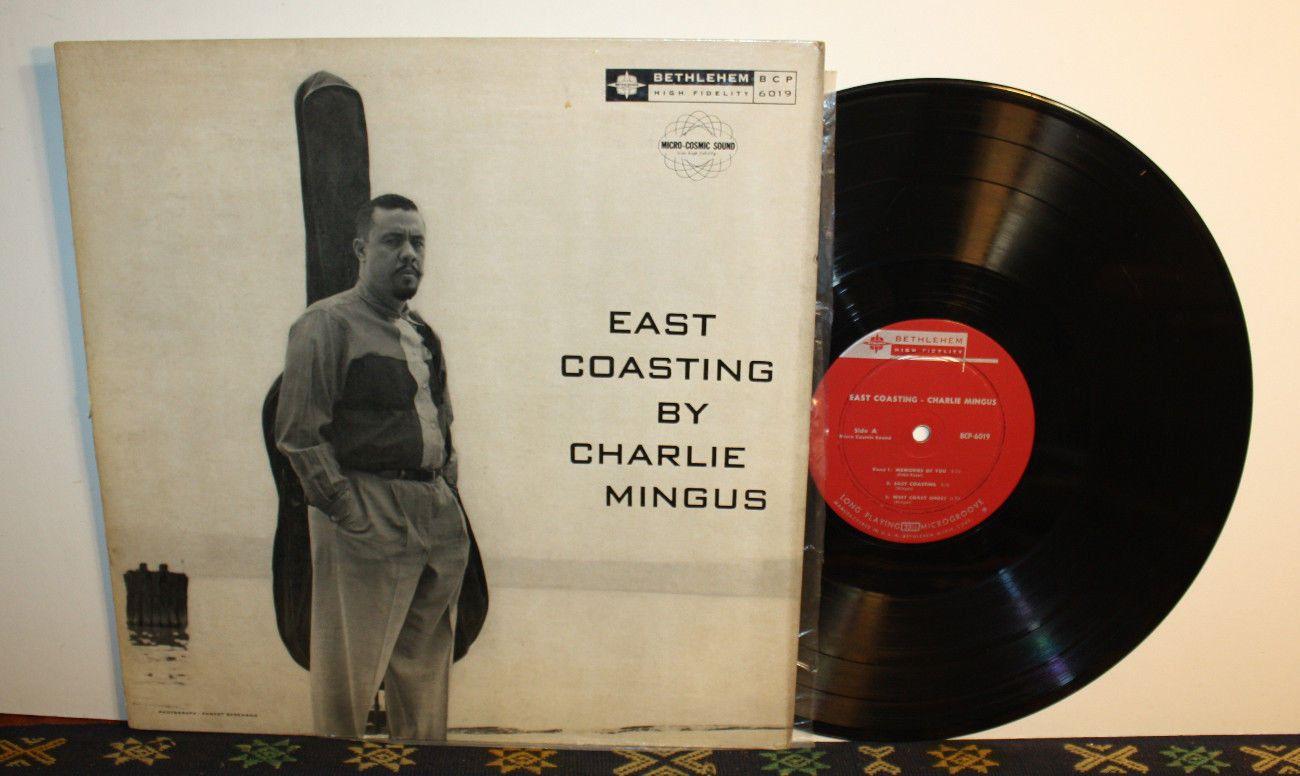 Charlie Mingus East Coasting 1957 Jazz LP Bethlehem Records BCP 6019 RARE NM- https://t.co/q8pGUNDeKQ https://t.co/q8pGUNDeKQ