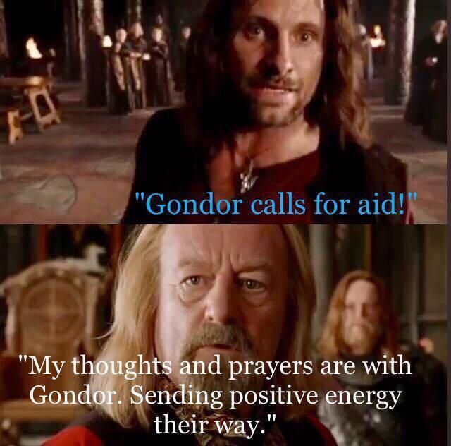 Lord of the Rings in 2017   funny pictures