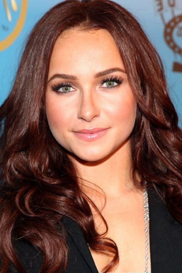 dark brown with red tint hair color - best new hair color Check more ...