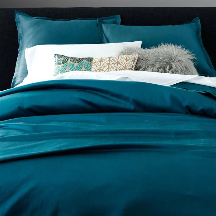 Teal Duvet Covers King Size Sets And Matching Curtains