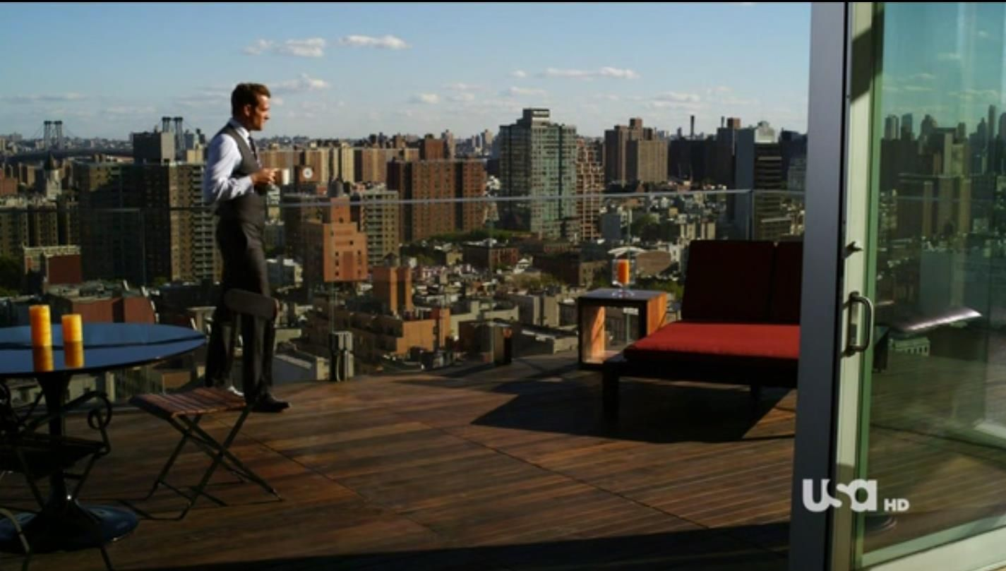 Harvey Specter S Apartment