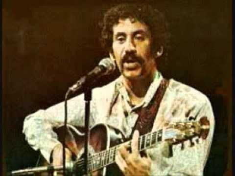 """Time in a bottle - 1973 by Jim Croce...♥  James Joseph """"Jim"""" Croce (January 10, 1943 -- September 20, 1973) was an American singer/songwriter.....♥"""