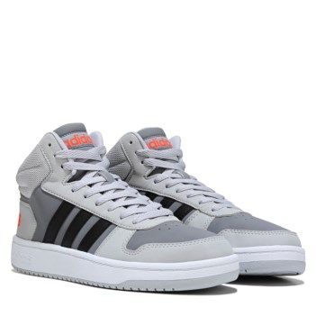 new arrival f3d23 a74e8 adidas Mens VS Hoops 2.0 High Top Sneaker at Famous Footwear