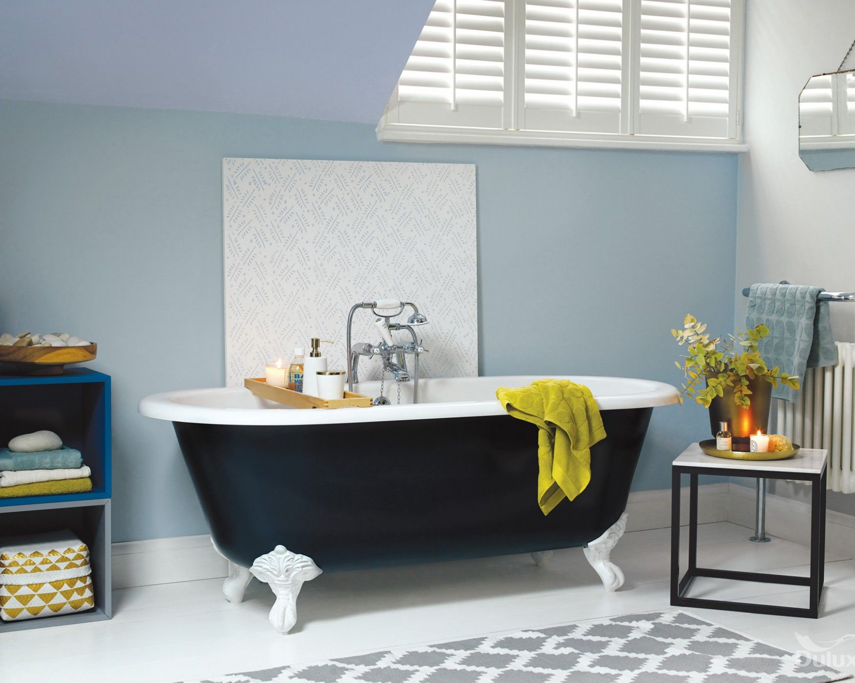 Five Things You Need To Know About Bathroom Colour Ideas Dulux Today Di 2020