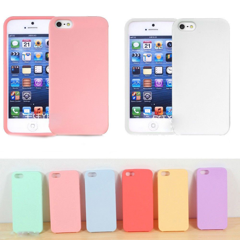 cover iphone 5s silicone