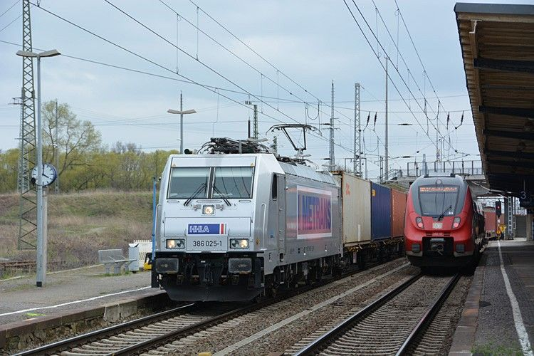 "Bombardier ? - Metrans ""386 025-1"""