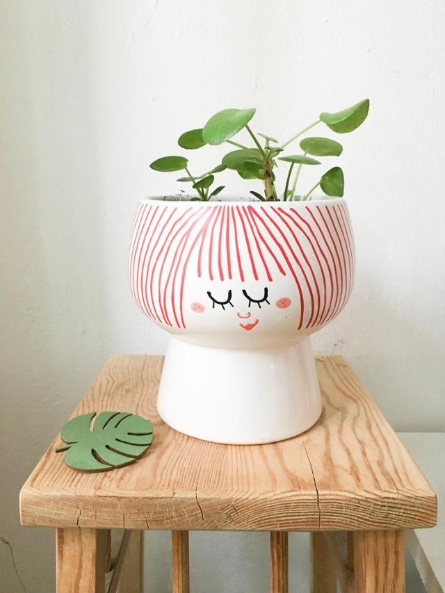 Mein Aktuell Liebstes Deko Stuck Bepflanzt Mit Diy Mit