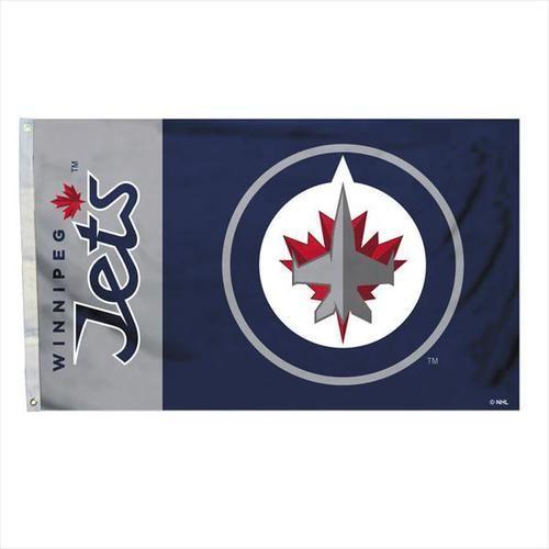Winnepeg Jets NHL Flag