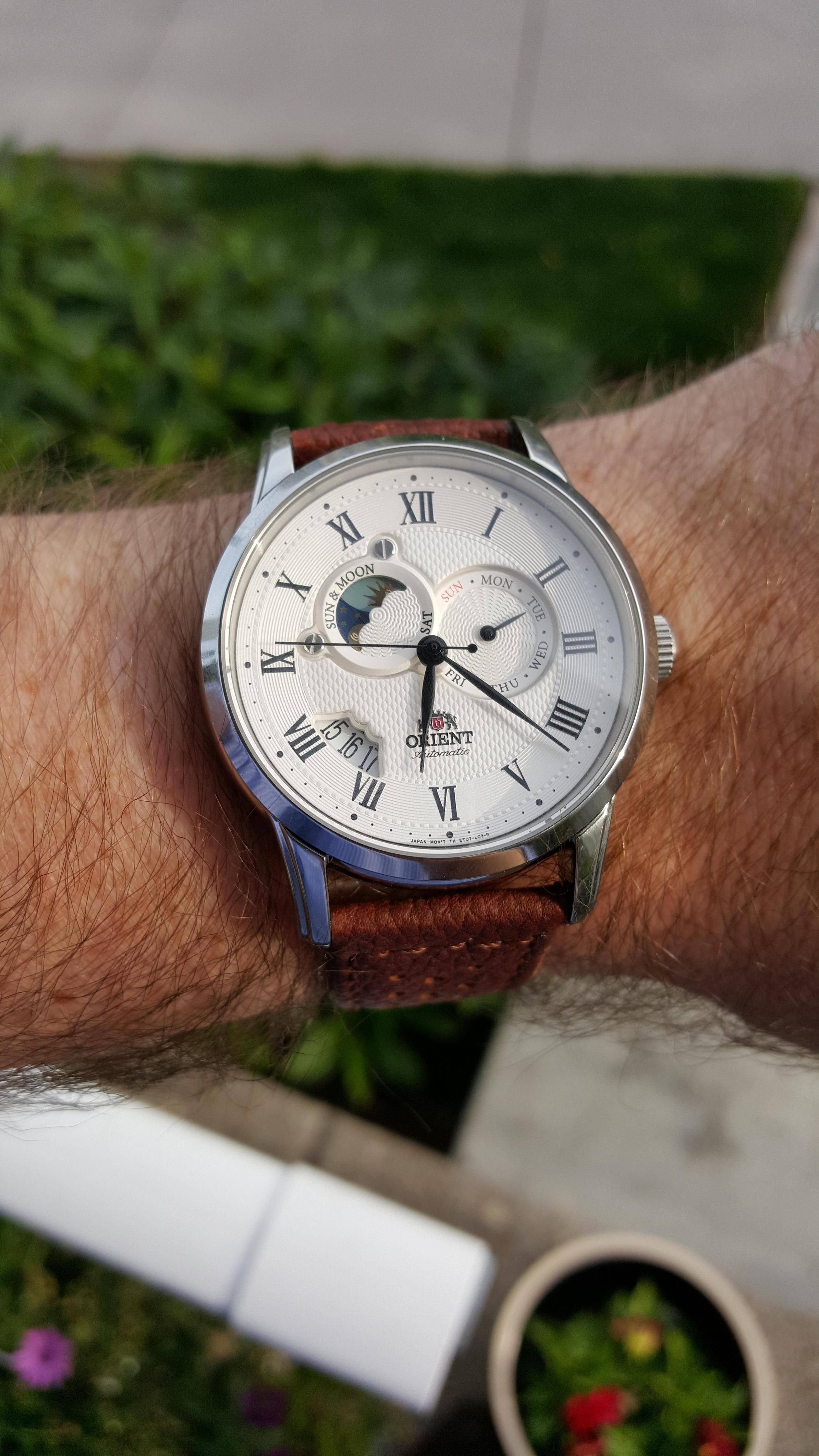 Image Result For Orient Sun And Moon Reddit Watches Watches