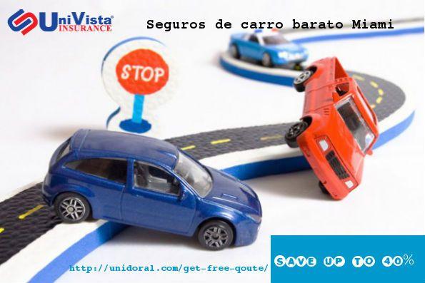 El Seguro De Auto Carro Mas Barato Y Completo En Miami Hialeah