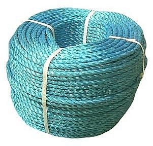 1 2 Inch X 600 Ft High Strength Cobalt Blue Polypropylene Rope Cobalt Blue Polypropylene Rope