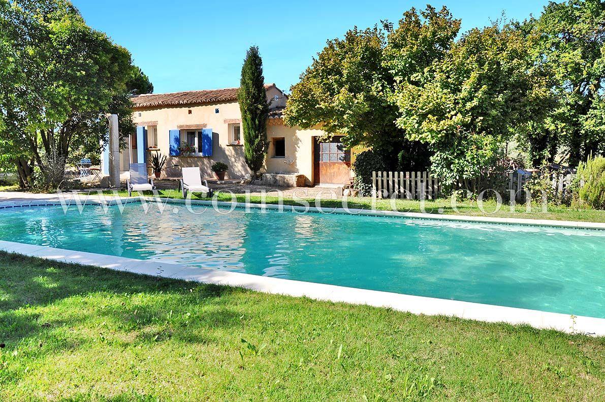Location d 39 un g te climatis avec piscine pour des Gite de france vaucluse avec piscine