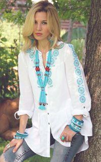 New Tasha Polizzi Tunic from Cowgirl Kim