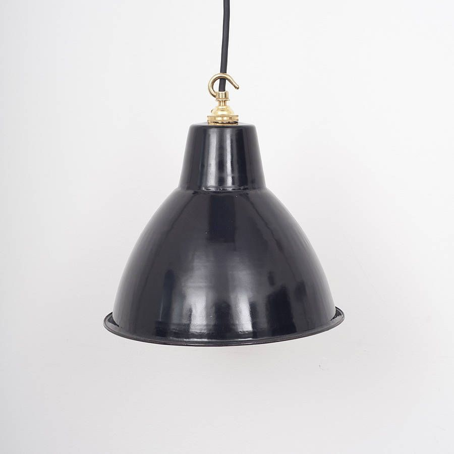 Liking industrial lamps right now...