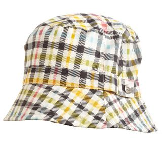 totes 2 Tone Bucket Rain Hat - Society Plaid - Headwear - Rainwear - totes  - Categories  totesraingear 508bf7e6e99