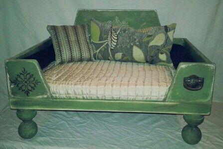 Dresser Drawer Pet Bed Diy Dog Bed Bed With Drawers