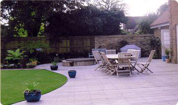boxtree garden design kent portfolio - Garden Design Kent