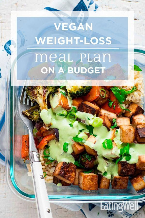Lose weight—and save yourself money in the process—with this budget-friendly vegan meal plan. #vegan #veganrecipes #veganfood #veganmeals #veganideas #veganinspiration #vegancooking #vegetarian #recipe #eatingwell #healthy #LowCarbDietRecipes