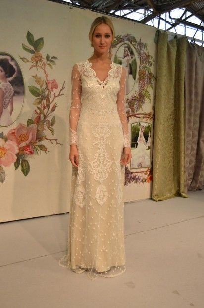 White Dresses Bridal Couture Week