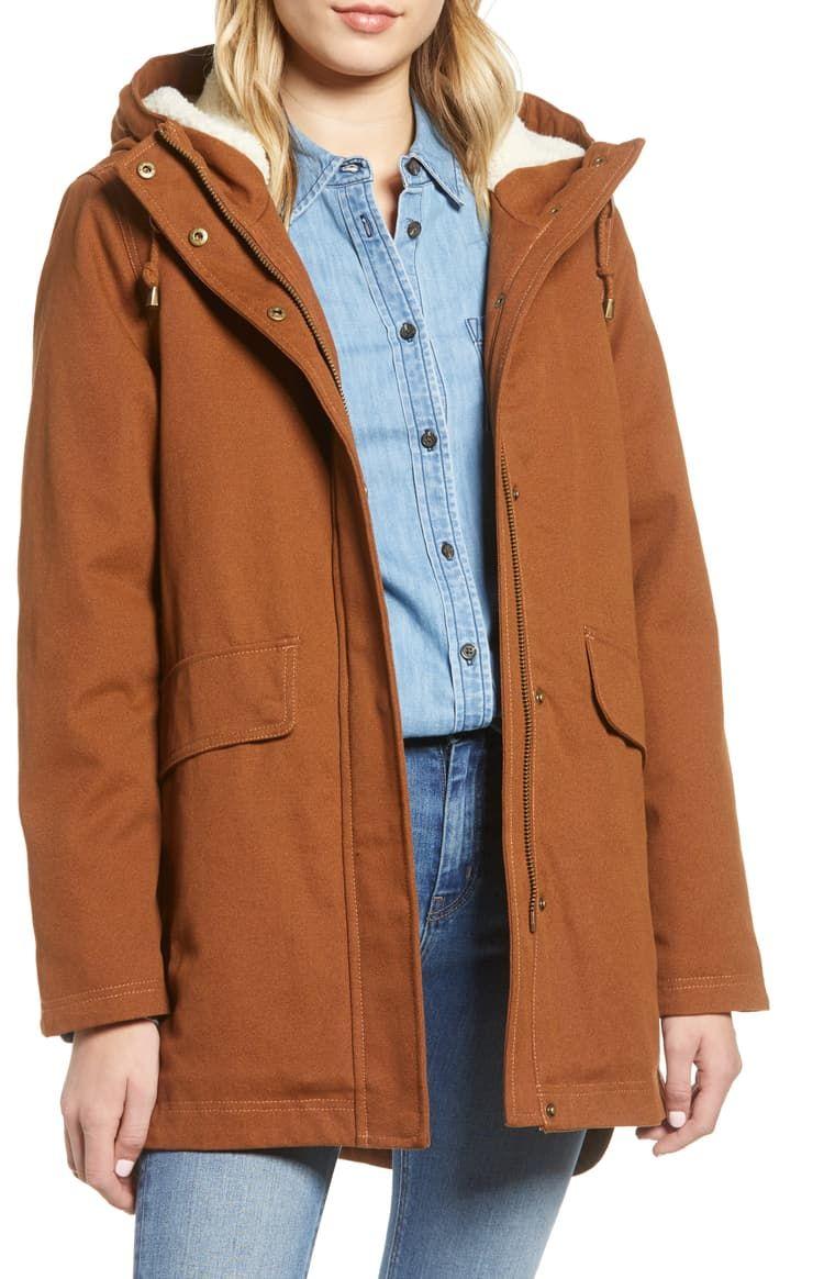 Pendleton Florence Hooded Coat Nordstrom Hooded Coat Coat Pendleton [ 1164 x 760 Pixel ]