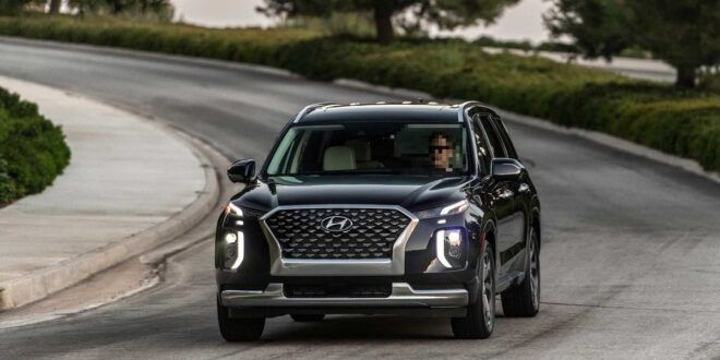 2021 hyundai palisade calligraphy first look at new trim
