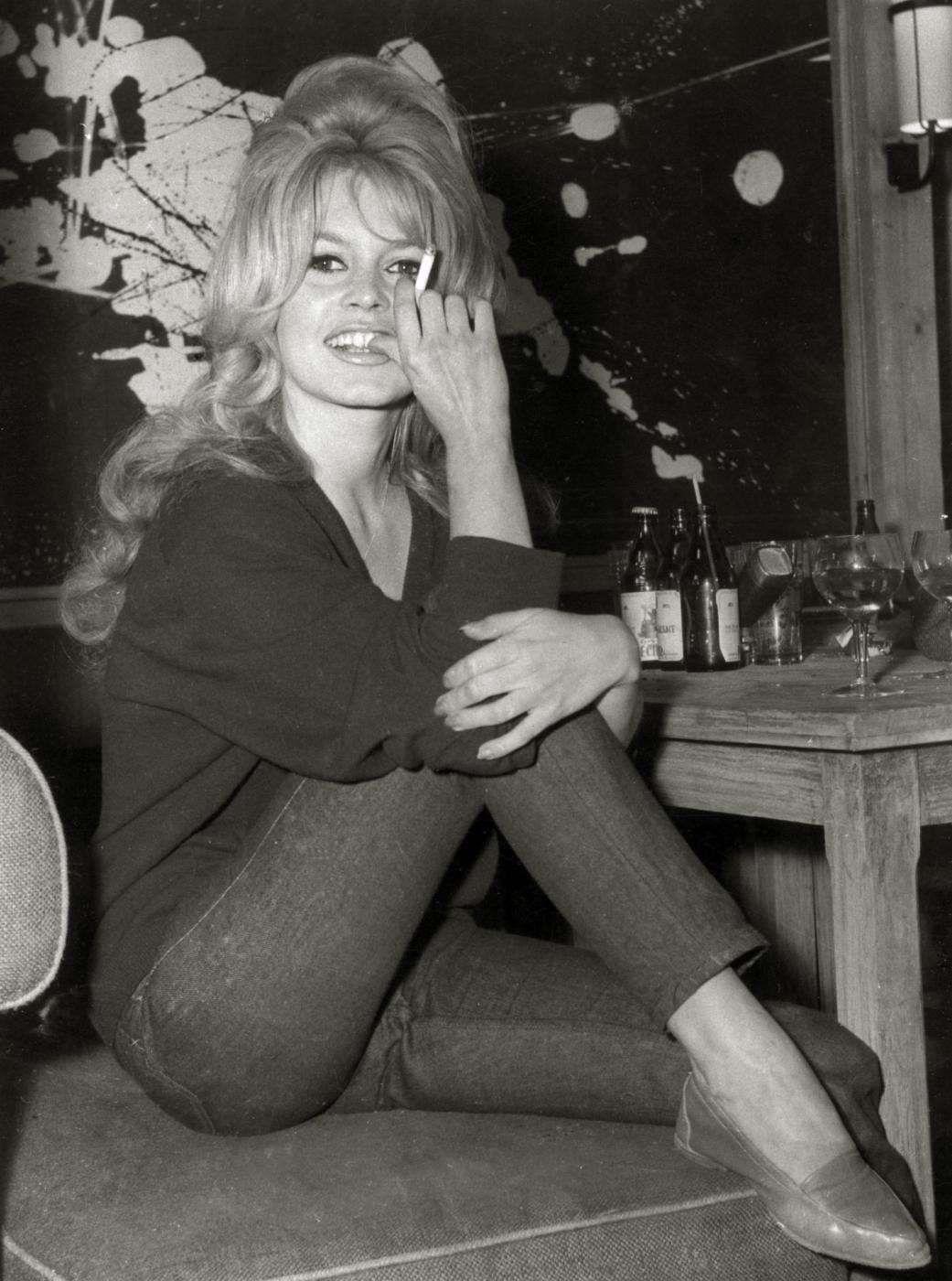 Moda anni 60 - Moda Anni 60 Brigitte Bardot | Bridget ...