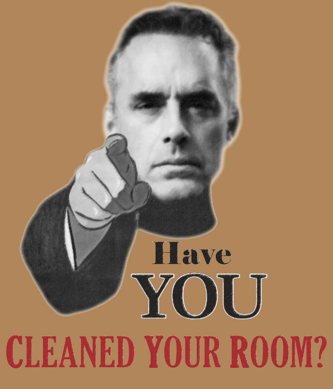 Professor Jordan Peterson Wants You To Clean Your Room
