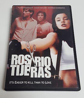~2007 ROSARIO TIJERAS DVD Firstlook Home Entertainment