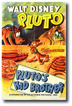Plutos Kid Brother         Release Date : April 12, 1946