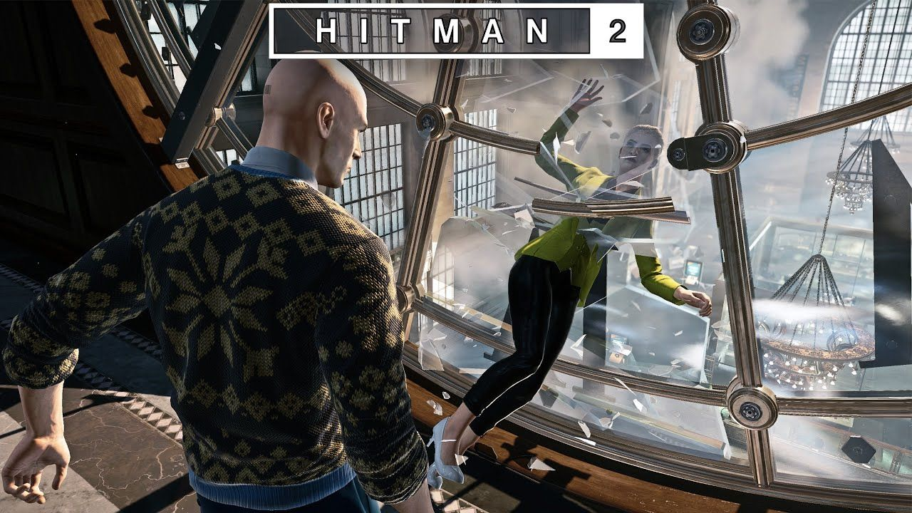 Pin On The Hitman 2 Walkthrough