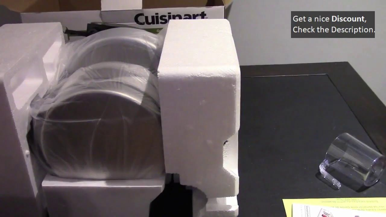Cuisinart waffle maker dont buy it before you watch this