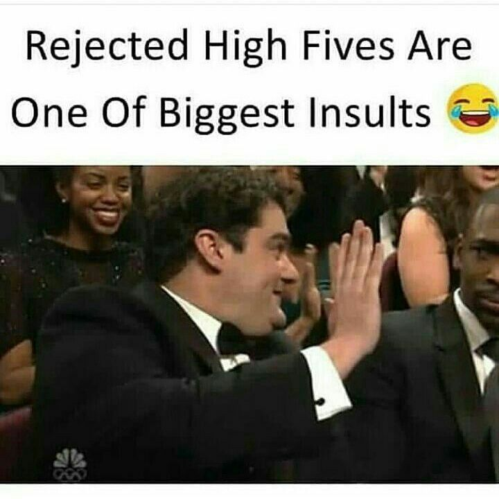 Pin By Asma Mujeer On Memes Are Love High Five Memes Fictional Characters