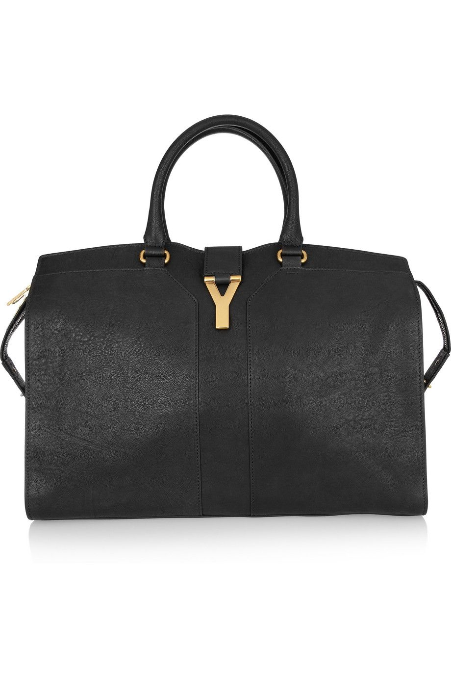 Saint Laurent - Cabas Chyc Large leather shopper